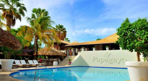 Papa Beach Resort Curacao